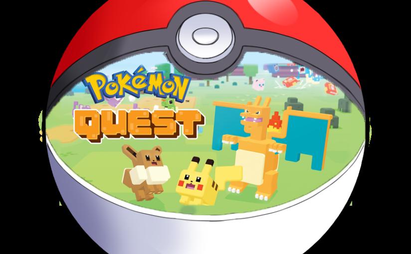Review: Pokémon Quest(Android)