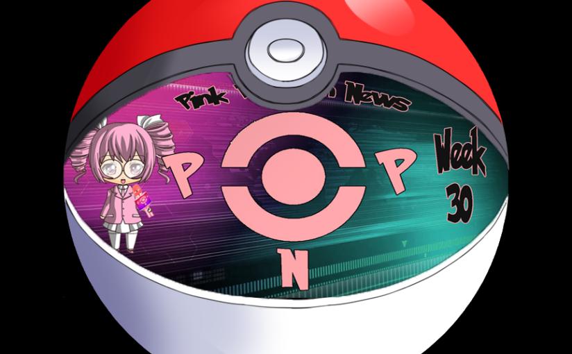 Pink Pokémon News Week30
