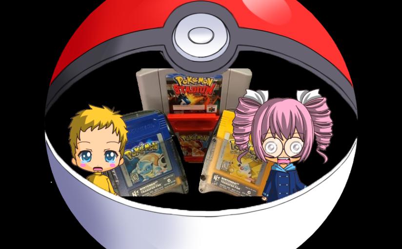Pinkie's first PokémonTournament