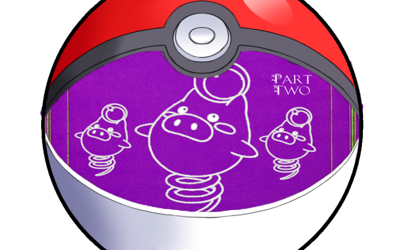 Snowy and the Seven Spoink Part2
