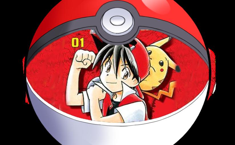 The Pokémon AdventuresManga