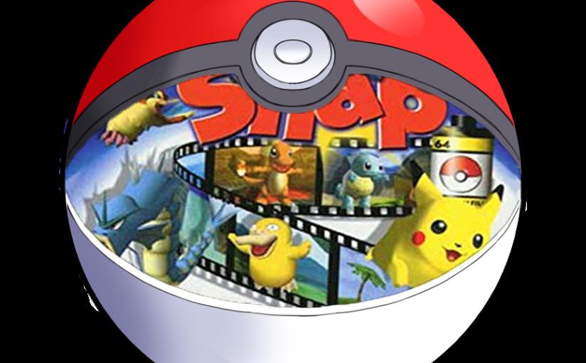 Classic Review: PokémonSnap