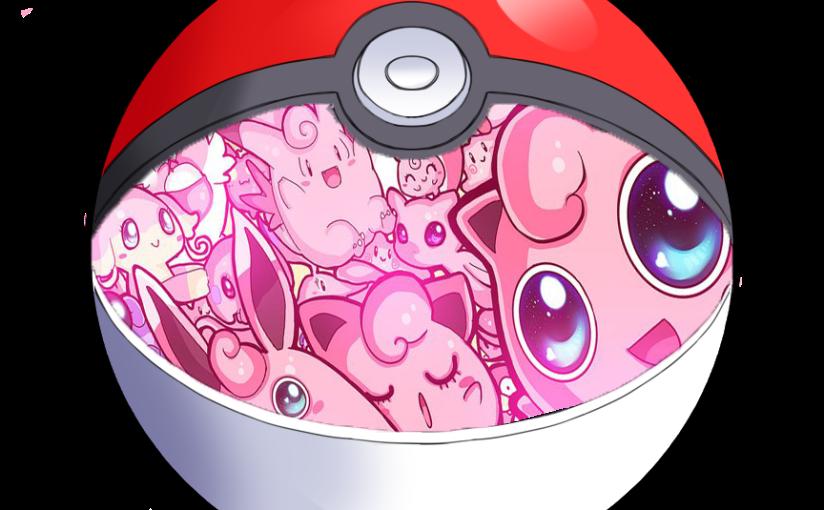 Top 5: Favorite PinkPokémon