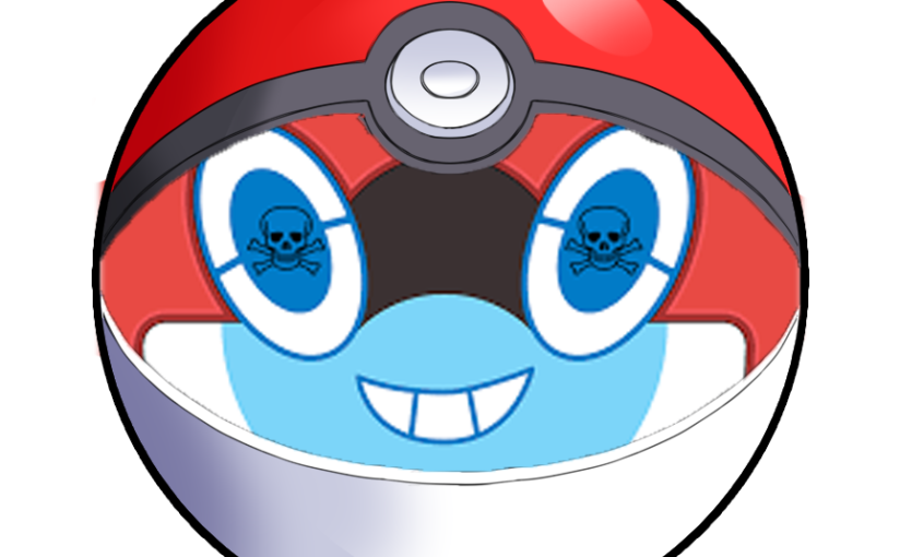 Top 5 : Twisted Non-Ghost PokedexEntries