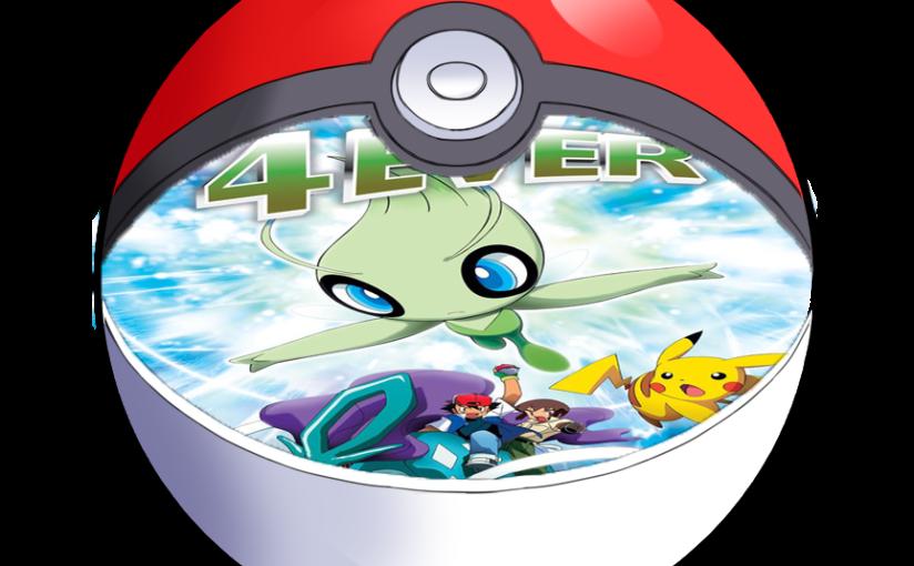 Review: Pokémon 4ever – Celebi the Voice of theForest