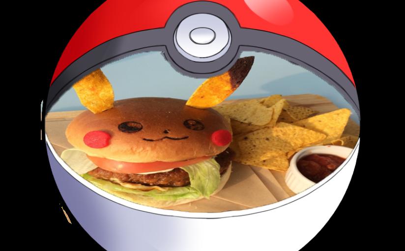 My dream: A trip to Pokémon CaféTokyo