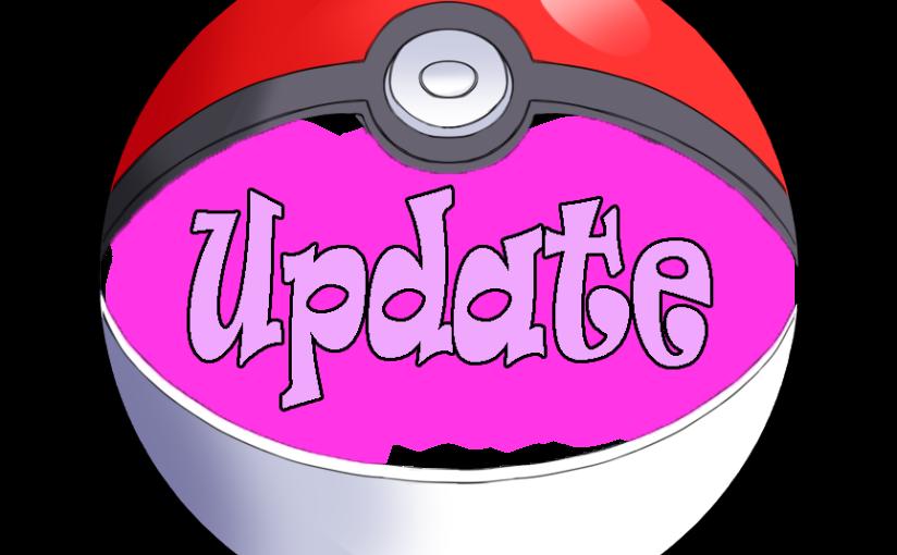 A Blog Update