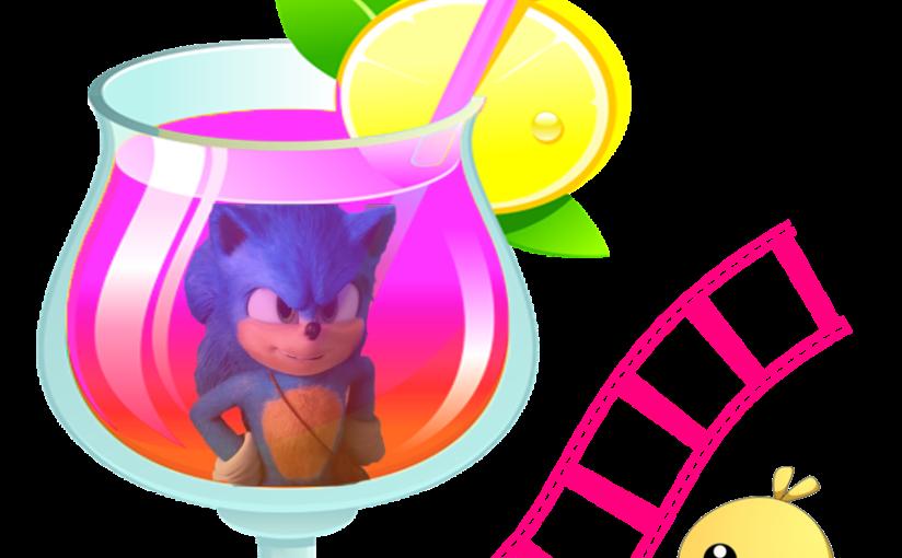 Blue Blur , Green Hills, Happy Pinkie:  Sonic The Hedgehog TheMovie
