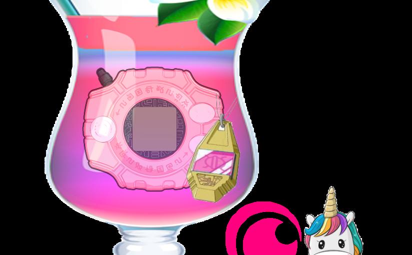 Pinkie Gets Anime Powers: MyDigimon
