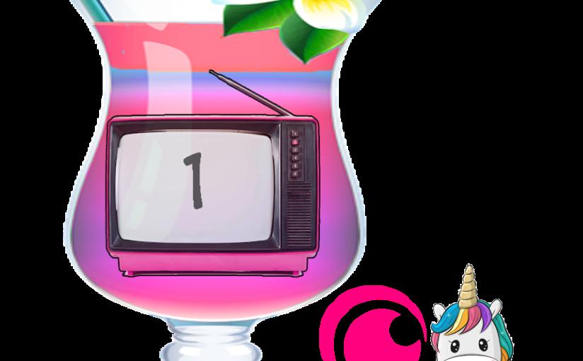 Pinkie's Saturday Anime Adventure (Week1)