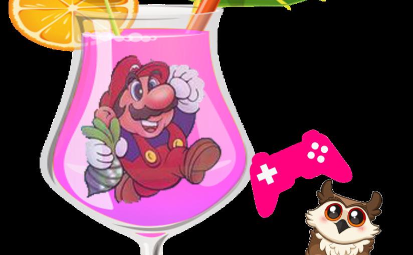 A BIT of Nostalgia: Super Mario Bros.2