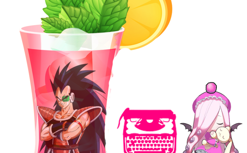 """Pinkie's """"What If Raditz Turned Good"""" Chapter1"""