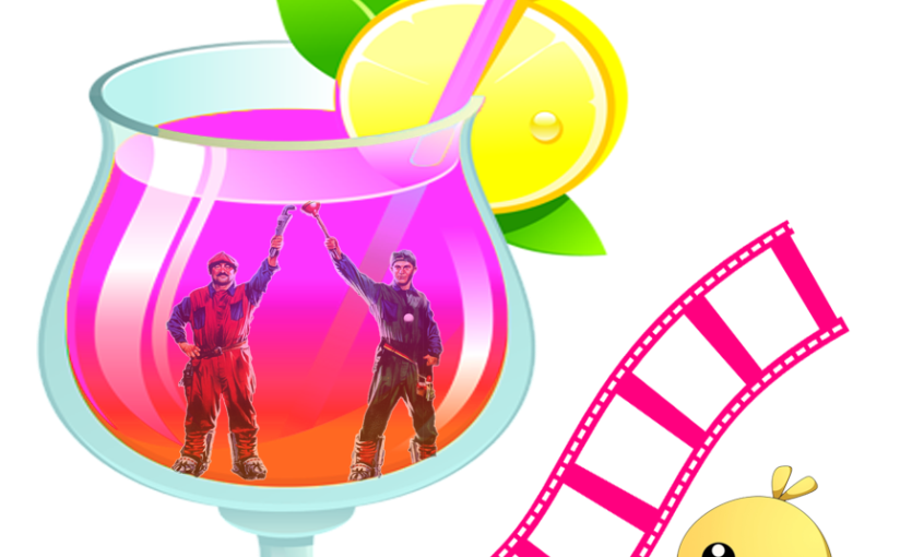 MONKEY!! The Super Mario Bros MovieReview