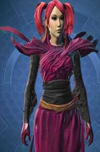 The Story of the Pink Sith: Sy'ra Delinda – Pinkie's Paradise