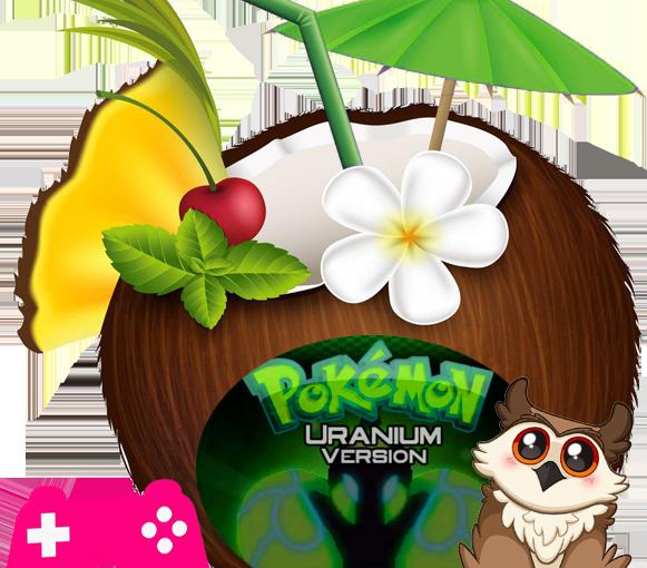 Mutations and Surf Ninja's : Pokémon UraniumReview