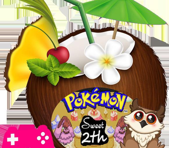 A Bitter Girl in a Pokémon Candyland: Pokémon Sweet 2thReview