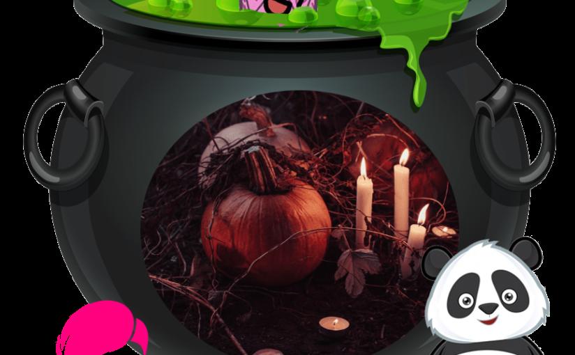Pinkie is Talking about Halloween: The HallotoberTag