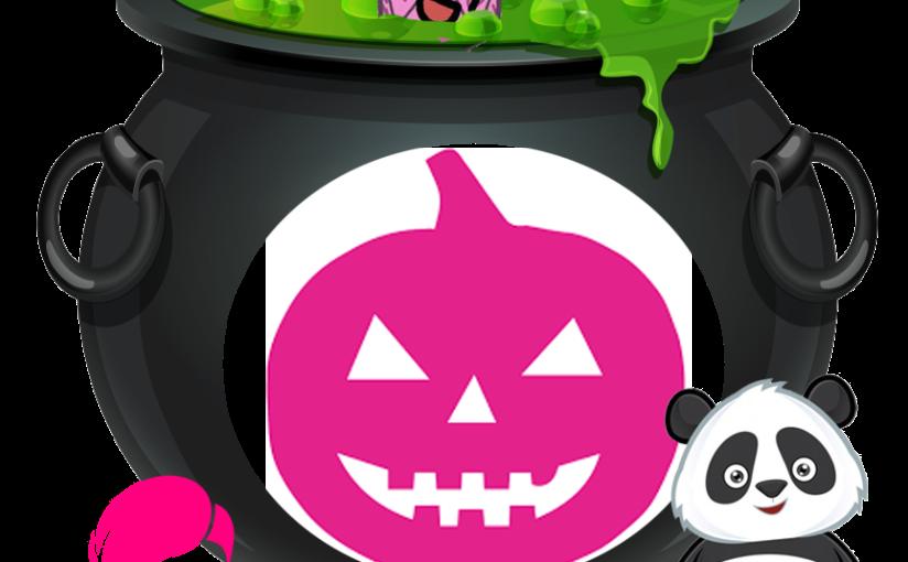 Happy Halloween: Pinkie Closes off HalloweenMonth!