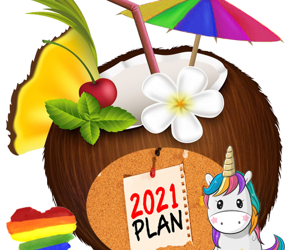 Paradise in 2021