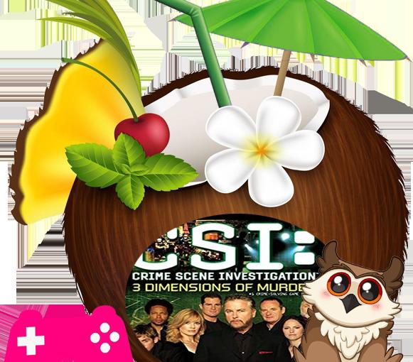 CSI: Paradise
