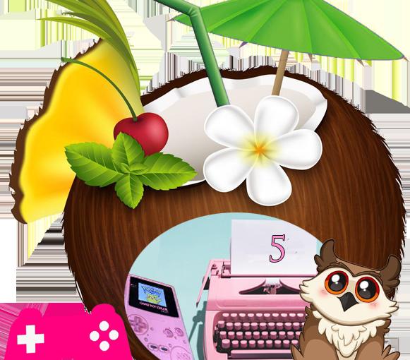 Pinkie's Fantastic Five: Video GameWriters