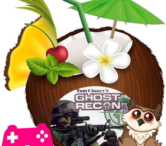Periwinkle's Art of War: That Time Ghost Recon Accurately PredictedWar