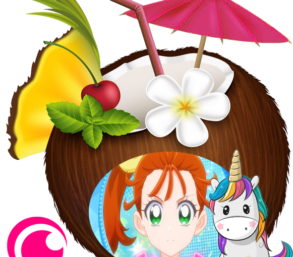 Pinkie Watches: Tropical-Rouge Precure Episode1