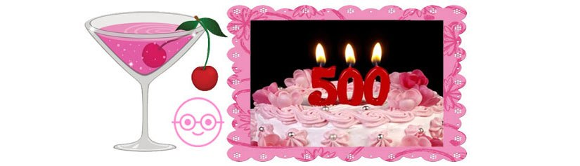 Pinkie's 500th Post: Reflections andIdeas