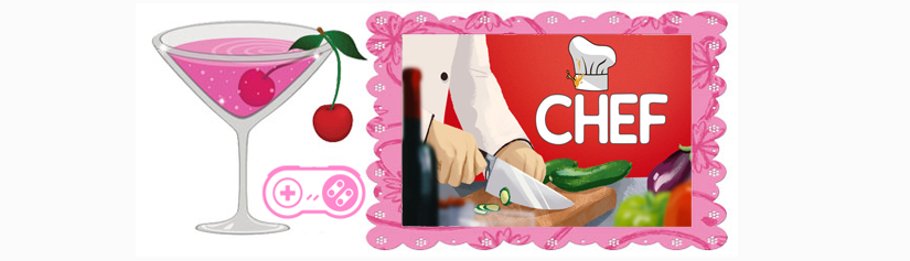 Cherry's first dish(It's actually a gameReview!)