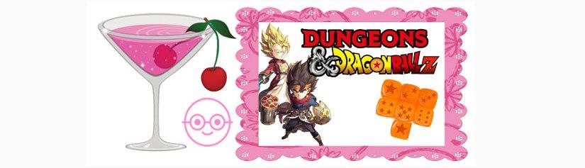 When a Uniduck Princess gets a random idea:   Dungeons & DragonBallZ