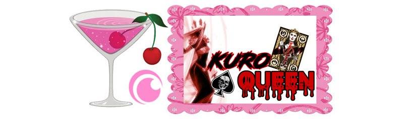 Pinkie Creates an Anime :  Kuro-Queen The Poker-HorrorAnime
